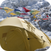 Wind Flapping In Tent