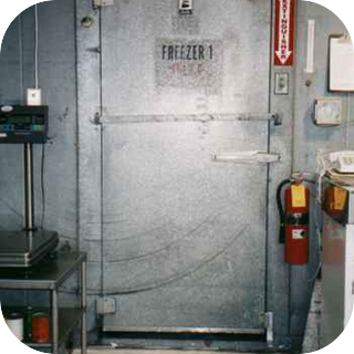 Walk-In Freezer