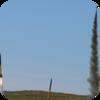 A-10 Warthog Rockets Firing