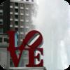 Love Park Fountain