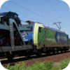 Electric Freight Train