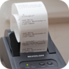 Register and Receipt Printer
