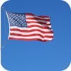 Flag Pole in the Wind