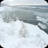 Frosty Winter Lake