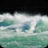 Turbulent Rapids