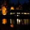 Midnight Pond