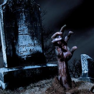 Ominous Graveyard