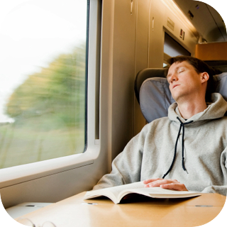 Train - Onboard