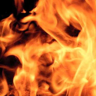 Intense Flame