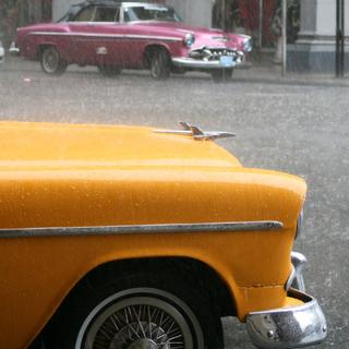 Cuban Taxicab