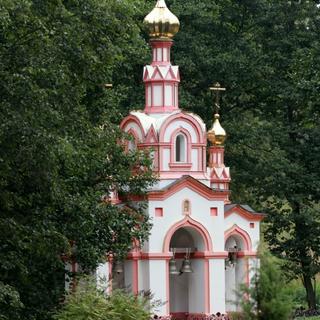 Church Bells And Cicadas